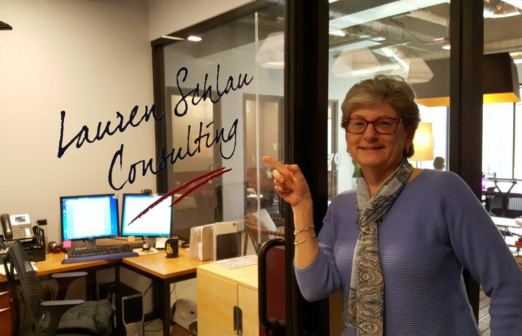 Lauren Schlau, Founder & President